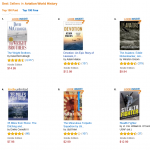 35 Miles From Shore makes Amazon best seller list!
